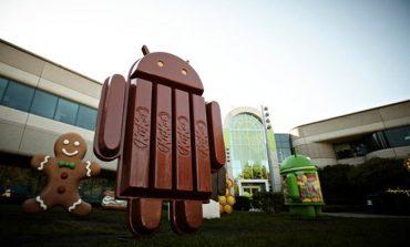 """Android 4.4'ün adı """"KitKat"""" oldu"""