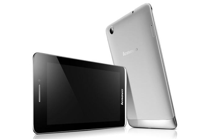 Lenovo'dan tüy gibi Android tablet: S5000