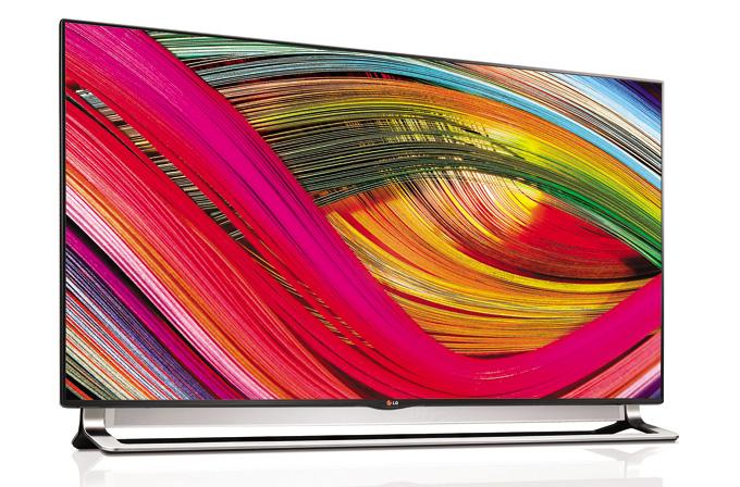LG'den iki yeni Ultra HD TV