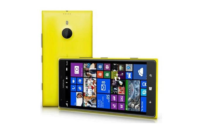 Nokia Lumia 1520'nin fotoğrafı sızdırıldı