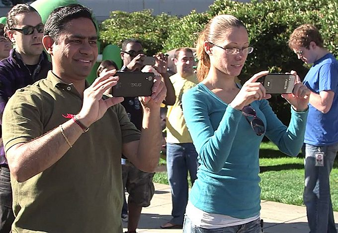 Nexus 5'te OIS'li kamera olacak