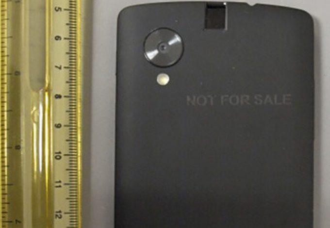 LG Nexus 5'in FCC fotoğrafları göründü!