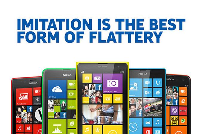 Nokia'dan iPhone 5S ve 5C'ye acımasız göndermeler