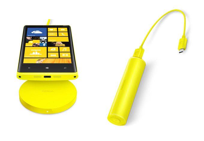 Nokia'dan yeni taşınabilir şarj cihazları