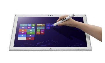 20 inç ekranlı, 4K çözünürlüklü Windows 8.1 tablet!