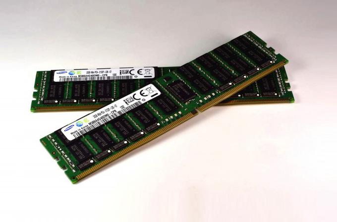 Samsung, 16GB ve 32GB DDR4 RAM'lerin seri üretimine başladı