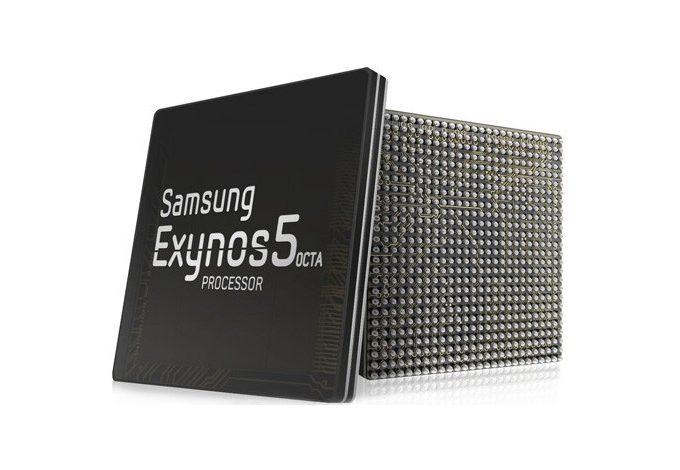 Samsung, bağımsız 8 çekirdekli Exynos'larını tanıttı