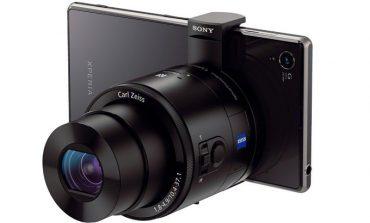 Sony QX lens kameralarla her telefon bir kamera