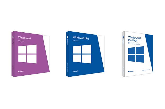 Microsoft, Windows 8.1 ön siparişlerini almaya başladı