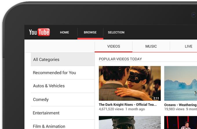 YouTube'un mobil uygulamalarına 'çevrimdışı izleme' özelliği geliyor
