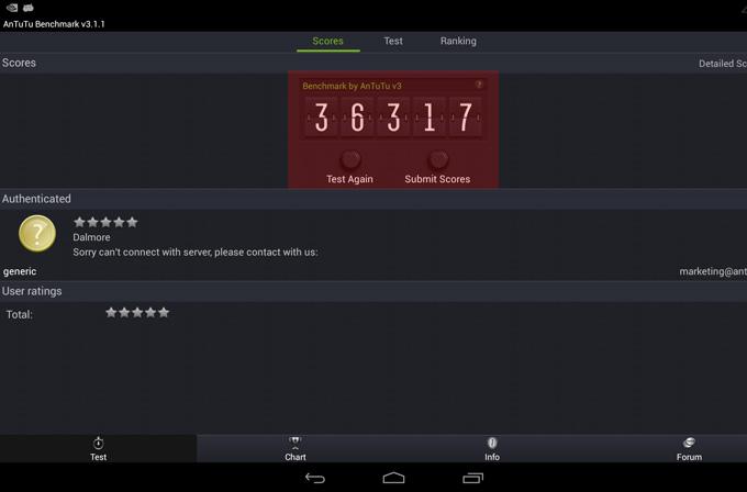 Android telefon üreticileri benchmark hilesi yapıyor!