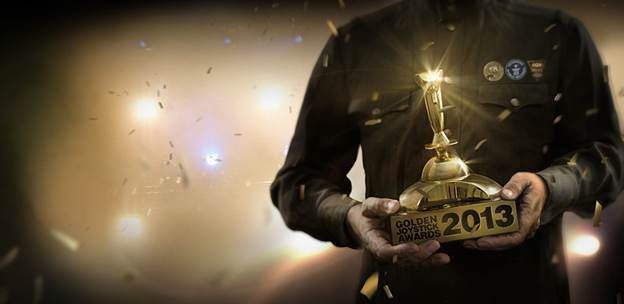 Golden Joystick world of tanks