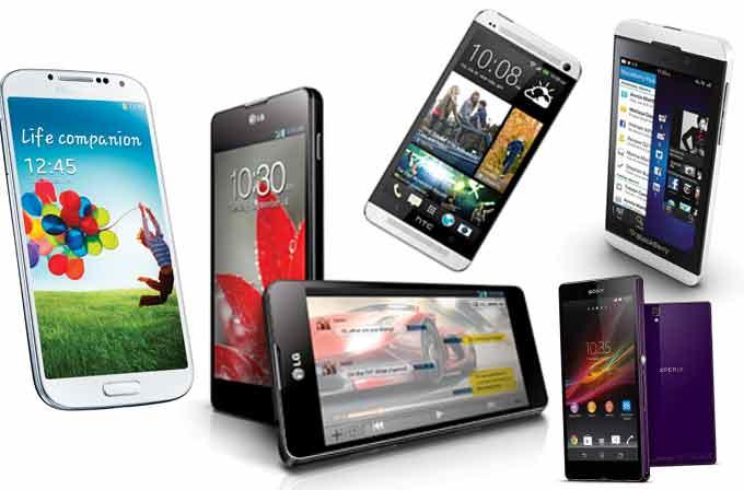 2013'ün en iyi akıllı telefonları