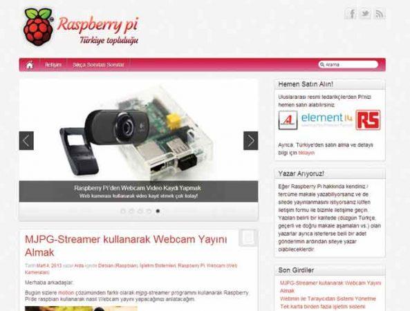 Raspberry-Pi-Türkİye-Topluluğu