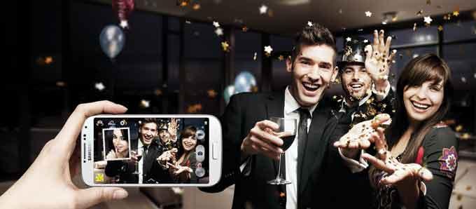 Samsung-kamera