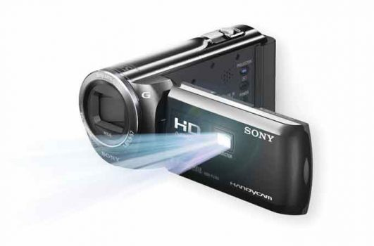 Sony-HDR-PJ380E