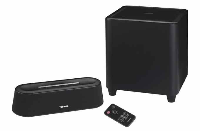 Toshiba PA5075U Mİnİ 3D Sound Bar