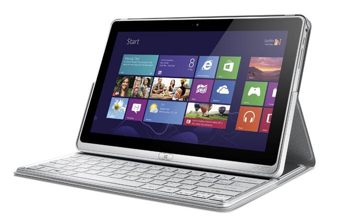 Acer'dan sıradışı bir dizüstü bilgisayar TravelMate X313