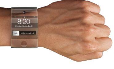 Apple, bükülebilir akıllı saat üretme peşinde