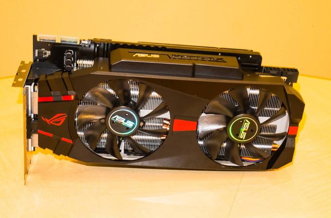 ASUS Radeon R9 280X MATRIX görüntülendi