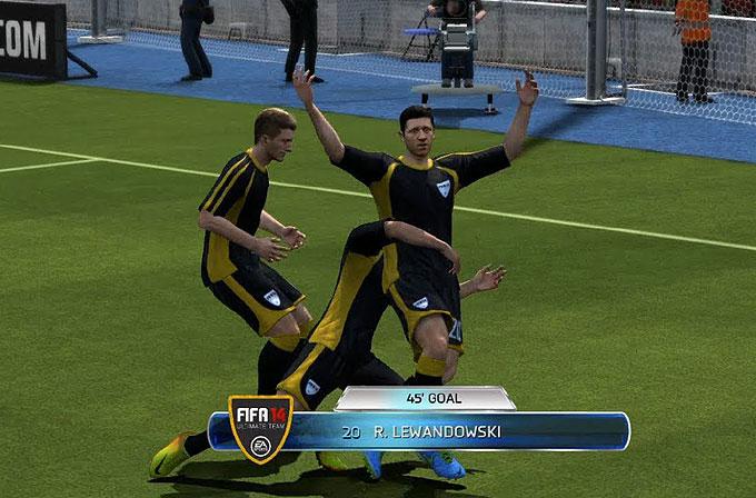 FIFA 14'te 'haftanın en iyi golleri' serisi başladı