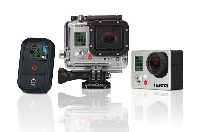 Yeni GoPro Hero3+ serisi tanıtıldı