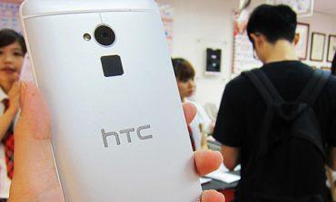 HTC One Max'te parmak izi okuyucu olacak