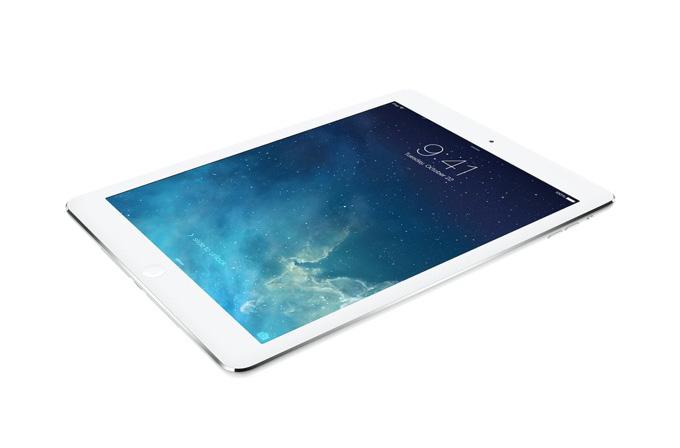 iPad Air satışları için geri sayım başladı