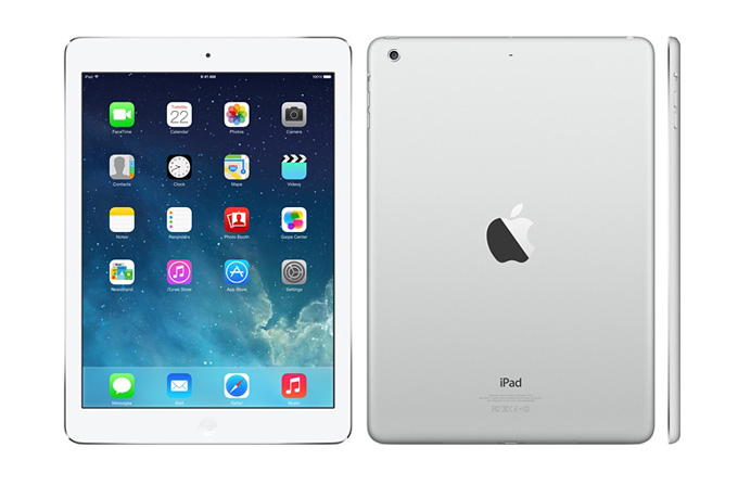 iPad Air, iPad 4'ten yüzde 80 daha hızlı!