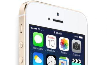 iPhone 5S ve 5C ekranlarında isabet sorunu var