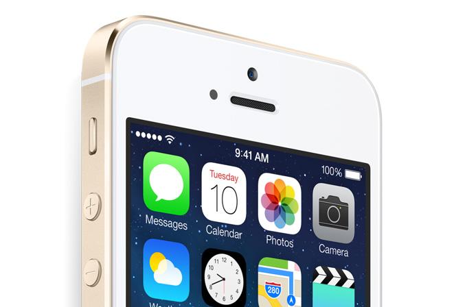 2014 birinci çeyreğinin galibi: iPhone 5S