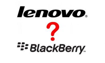 Lenovo'nun gözü BlackBerry'de