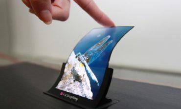 LG'den, 'kavisli akıllı telefon' geliyor