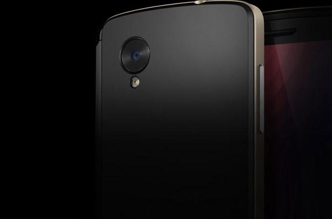 LG Nexus 5 bir fotoğrafla daha karşımızda
