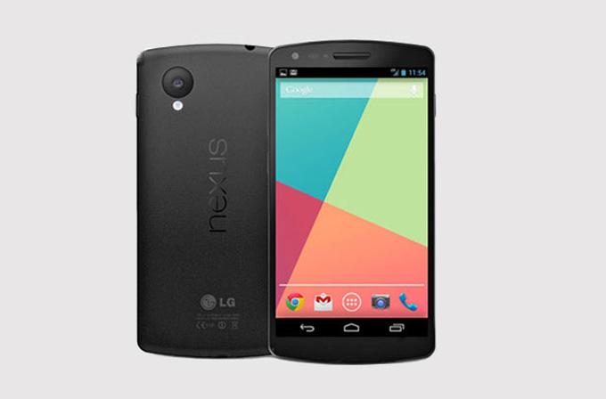 Google Nexus 5 BaseMark X benchmark'ın yıldızı oldu