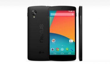 LG Nexus 5, Google Play'de göründü!