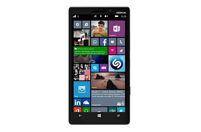 Nokia'nın ikinci dev akıllı telefonu Lumia 1320 tanıtıldı