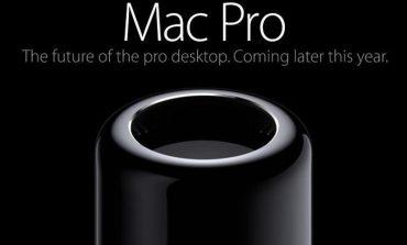 Apple'ın silindirik Mac Pro'su Aralık ayında satışa çıkıyor