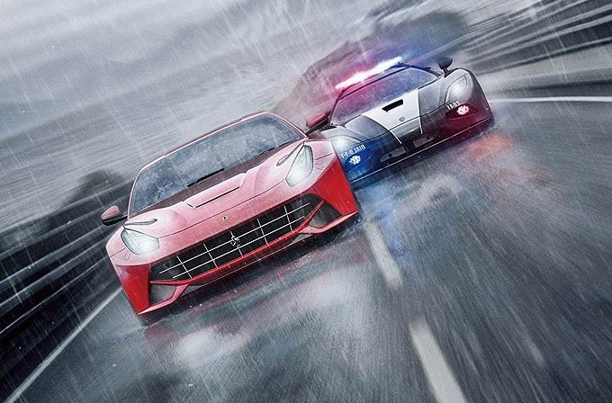 Need for Speed: Rivals adına yepyeni bir oynanış videosu