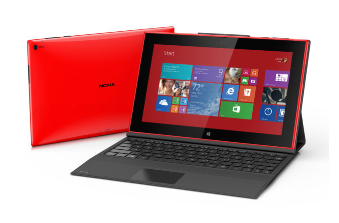 Nokia Lumia 2520 tablet gerçekmiş!