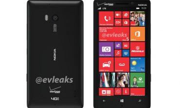 Nokia Lumia 929 sızdırıldı!