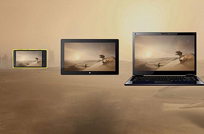 Nokia'dan phablet, tablet ve hatta dizüstü bilgisayar geliyor!