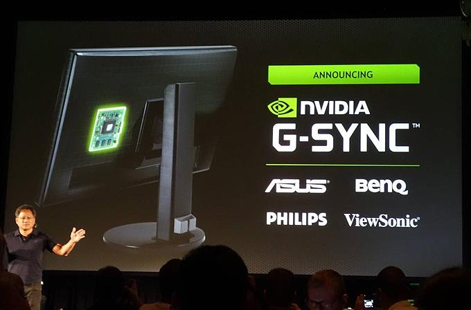 NVIDIA G-SYNC teknolojisi hakkında tüm detaylar