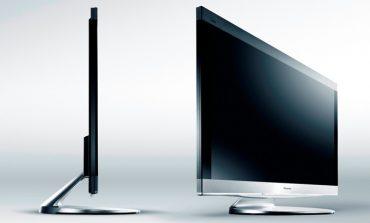 Panasonic plazma TV'lere elveda diyoruz
