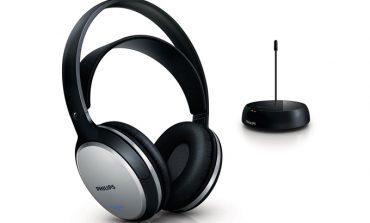 Philips'ten, kablosuz özgürlük sunan HiFi kulaklık