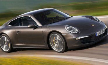 Porsche 911'in yedi nesli, doğum günü senfonisi yaptı