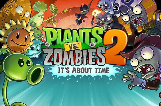 Plants vs. Zombies 2, Google Play'e geldi!