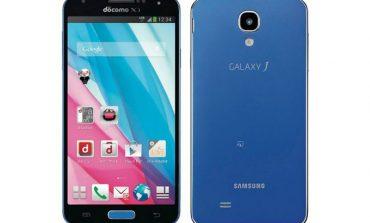 Samsung Galaxy J, Japonya yolunda