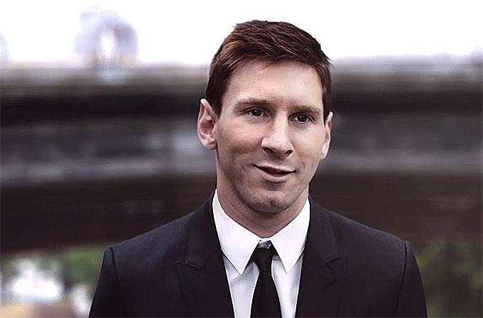Samsung Galaxy Note 3'ün yeni reklam yüzü: Lionel Messi