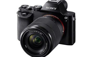 Sony, A7, A7R ve RX10 kameralarını tanıttı